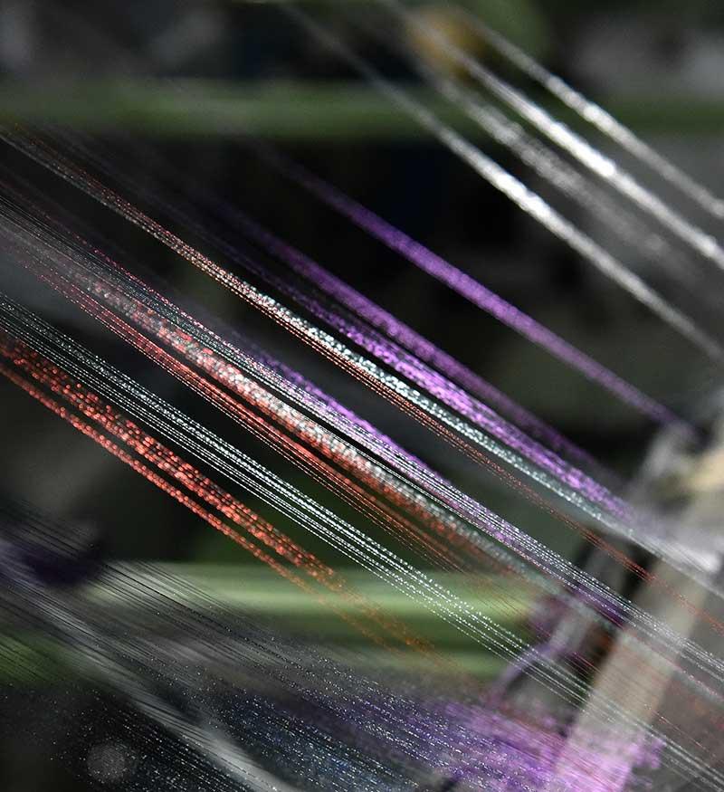 Soluciones textiles fábrica de cintas